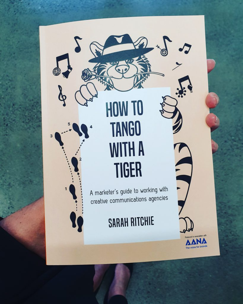How to Tango with a Tiger: A a guide for marketers working with their agencies.
