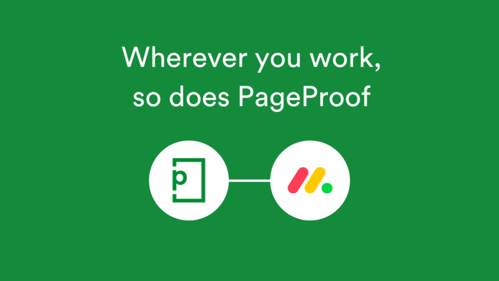 Wherever you work, so does PageProof